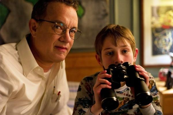 """Tom Hanks and Thomas Horn star in """"Extremely Loud & Incredibly Close."""""""