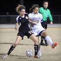 Class 5A District 4 Girls Soccer Semifinal