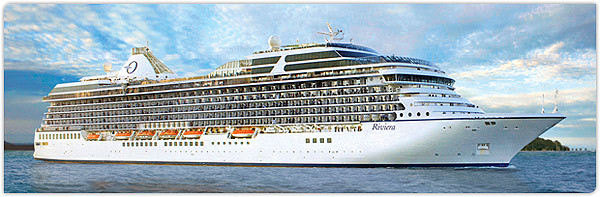 Pictures: New and soon-to-arrive cruise ships - Oceania Rivieria