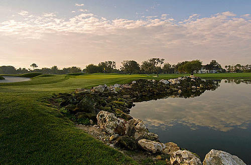 """The Bay Hill course sweeps across 270 acres along the shores of the Butler Chain of Lakes.<br> <br> <b><a href=""""/features/travel/orl-florida-golf-guide-bayhill-pictures,0,2692132.photogallery"""">Read the course profile and see more photos</a></b>"""