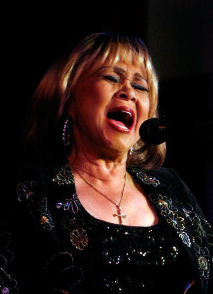 Notable deaths from 2012: The At Last singer passed away after a long bout with leukemia.