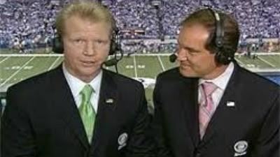 Phil Simms and Jim Nantz