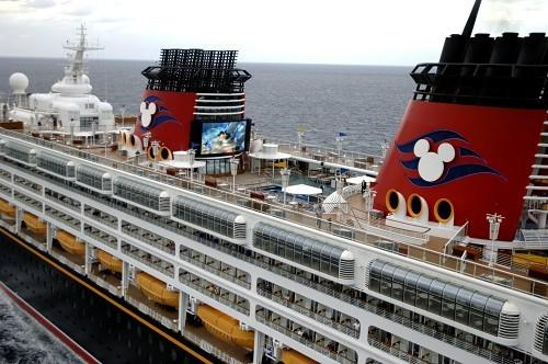 Pictures of the Disney Magic cruise ship