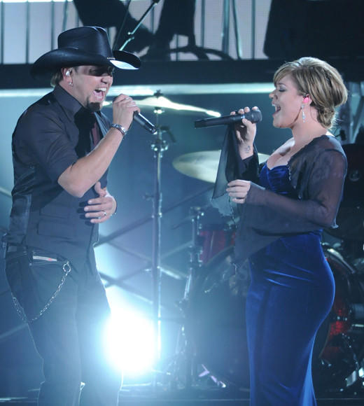 """Country Boy"" Aaron Lewis Featuring George Jones and Charlie Daniels <br>
