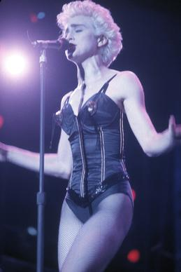 When Madonna moved to New York to become a dancer in 1978, she worked at Dunkin' Donuts. After hearing one of her demos, Sire Records grew interested in the young singer.