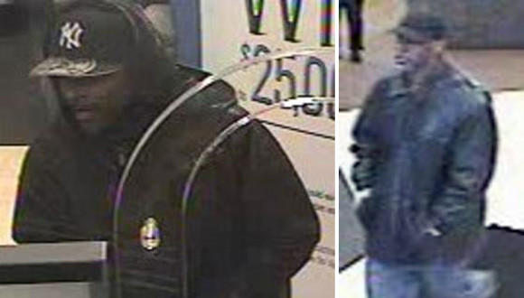 The Chase bank branch at 1230 N. Milwaukee Ave. was robbed for the second time in 10 days. FBI officials believe one of th