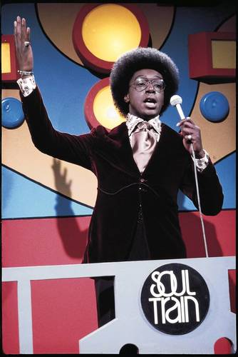 """Don Cornelius hosted """"Soul Train""""for much of its record-breaking run."""