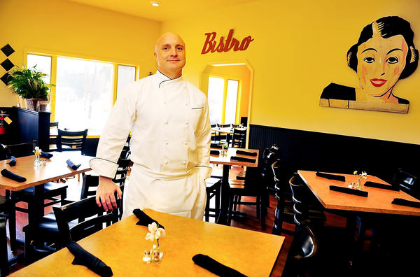 John Walla is the owner of Black Eyed Susan Restaurant & Catering at 17102 Virginia Ave. in Williamsport. Walla, who has 22 years of experience in the culinary field, told county liquor officials Wednesday that he is contemplating moving the business to a larger building north of Hagerstown.