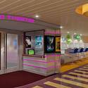 Carnival Breeze -- Thrill 5D Theater
