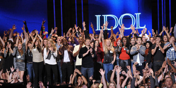 'American Idol' Hollywood Week
