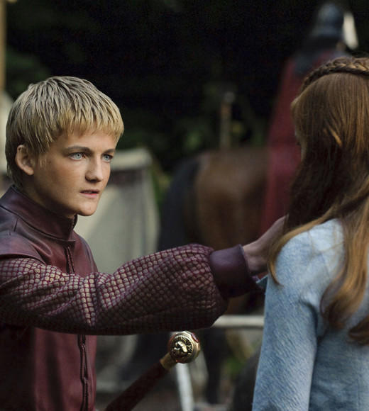 TV's Worst Significant Others: 'Mad Men's' Don, 'HIMYM's' Robin and more: Played by: Jack Gleeson   Why wed dump him: Not only is he a spoiled boy king with no manners or courtesy, but then he beheads the father of Sansa, his betrothed, in the town square at Kings Landing. Jerk.