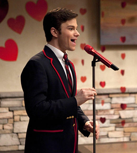22 classic Valentine's Day episodes and specials: Puck sings to Lauren, Finn sets up a kissing booth, Kurt confesses his feelings for Blaine -- and everybody ends up at Breadstix. Classic Glee.