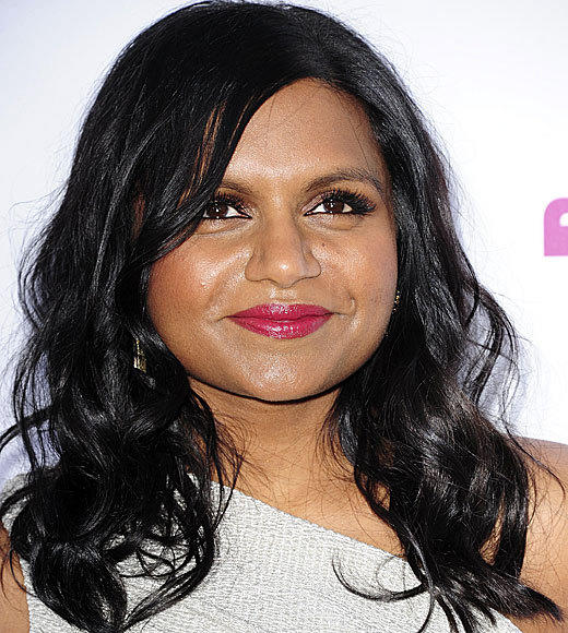 Familiar faces on TV for 2012-13: This year:   The Mindy Project (FOX)  Previously on ...   The Office The 40-Year-Old Virgin