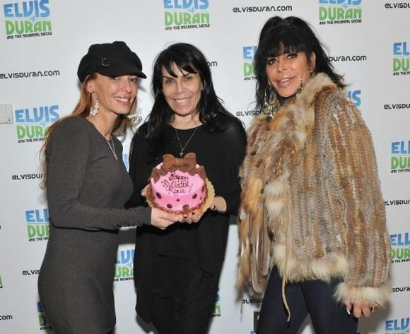 "Renee Graziano, Drita D'Avanzo and Angela ""Big Ang"" Raiola"