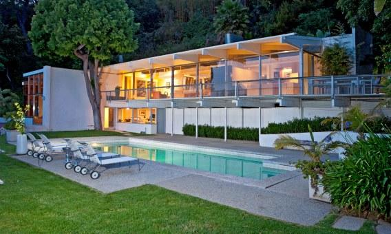Film producer Gary Levinsohn has listed his Neutra-designed home for sale.