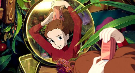 'The Secret World of Arrietty'