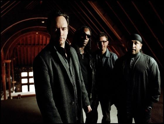 Dave Matthews Band is scheduled to perform in Virginia Beach June 17, 2012.