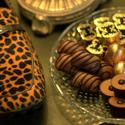 Shop for shoes and chocolate at Ma Petit Shoe in Hampden.