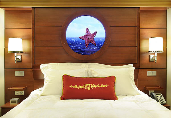 Pictures: The most unique cruise ship features - Virtual Porthole -- on board the Disney Dream and Disney Fantasy