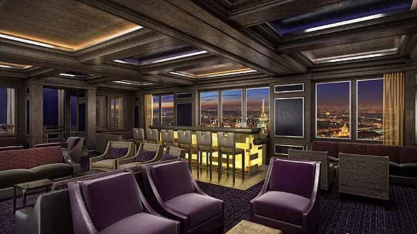 Florida Cruise Guide: Disney Fantasy pictures - Disney Fantasy renderings -- Skyline at Europa