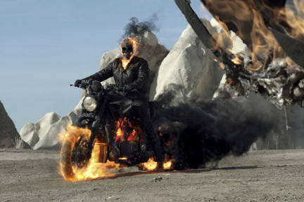 'Ghost Rider: Spirit of Vengeance'