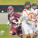 No. 14 Colgate 10, No. 6 Maryland 8