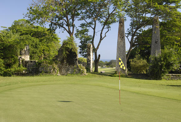 Cinnamon Hill Golf Course in Jamaica