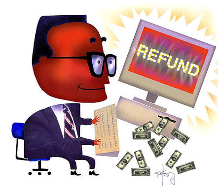 Avoid tax preparers who claim they can get you bigger refunds than others, or larger ones than what you've gotten in previous years.