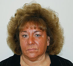 Judith Katz, charged with obstruction of justice in the killing of a boy at a now-closed Lincolnshire day care center
