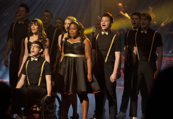 Seriously, why does New Directions always get to sing more songs than everyone else?