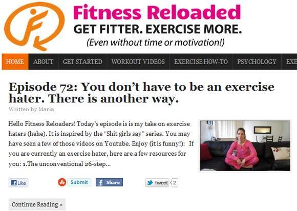 "Screenshot from <a href=""http://fitnessreloaded.com/"">FitnessReloaded.com</a>"
