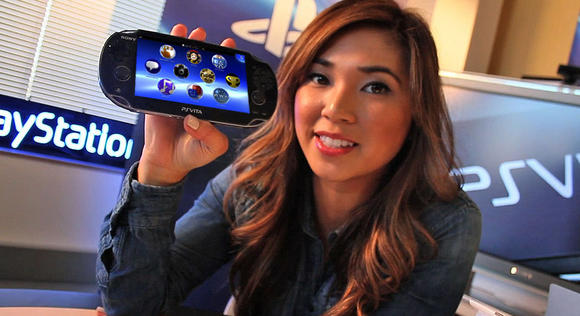 Sony's new PlayStation Vita arrived in eager gamers' hands this week.