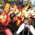 'Street Fighter X Tekken' action scene