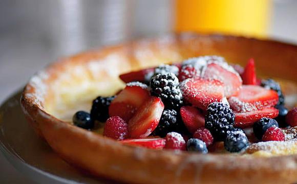 Popover pancake