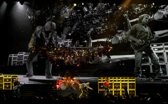 Van Halen at the United Center