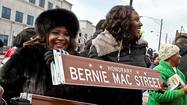 South Side street named for Bernie Mac