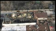 Aerial pictures of Branson storm damage