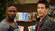 Lafayette and Jesus, 'True Blood'