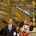 Disney Fantasy christening -- Neil Patrick Harris