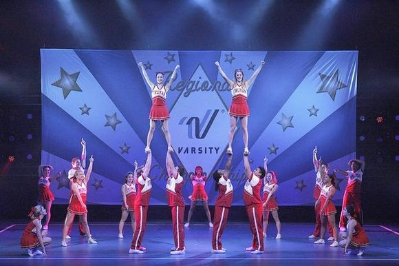 """Bring It On"" is a musical based on the 2000 cheerleading movie."