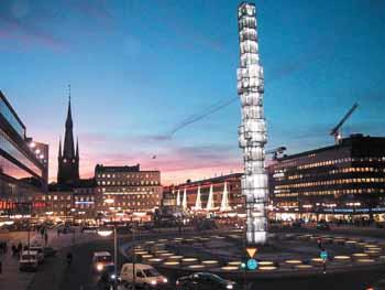 Stockholm shows off its artistic and cultural side