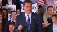 Mitt Romney's showing in six states was not a super one for the Republican presidential hopeful, who failed to produce the convincing wins needed to demonstrate his ability to generate support among diehard conservatives.