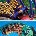 Mantis (Cedar Point) vs. Riddler's Revenge (Six Flags Magic Mountain)