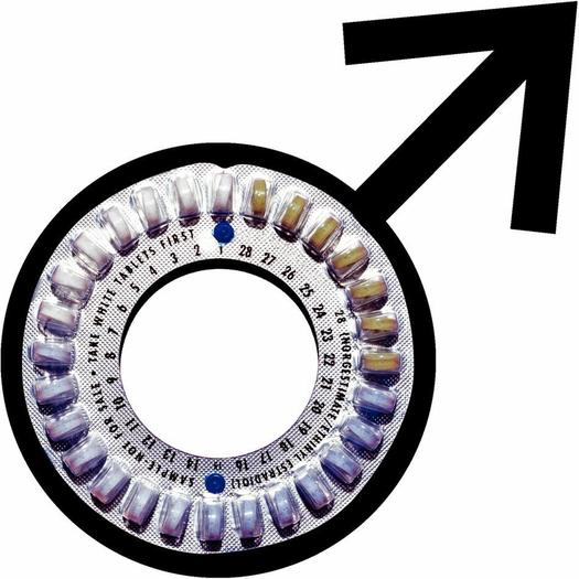 Contraceptive for men