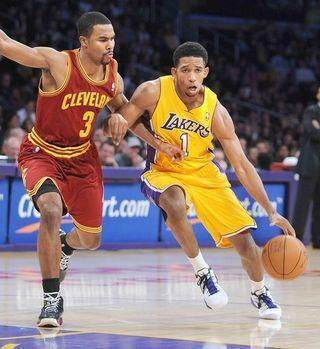 Lakers guard Darius Morris was assigned to the Development League