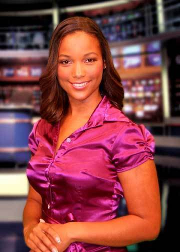 Denise Isaac is the morning meteorologist for Telemundo's Miami station WSCV.