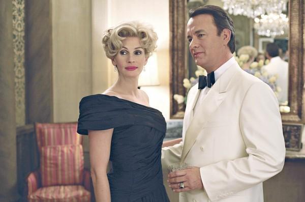 Julia Roberts and Tom Hanks in 'Charlie Wilson's War'