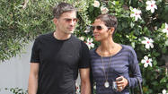 "Yep, <strong><a class=""name"" href=""../celebs/Halle_Berry/111459"">Halle Berry</a></strong>'s beau <strong>Olivier Martinez</strong> is officially her fiance!"