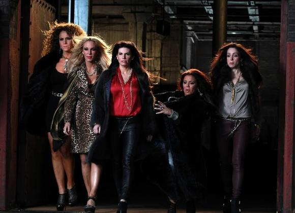 """Mob Wives Chicago"" cast"