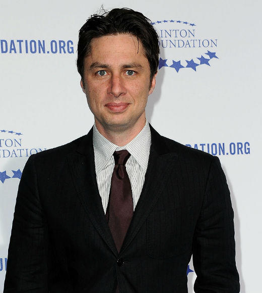 Election 2012: Justin Bieber, Donald Trump, Lady Gaga and more celeb reactions: Zach Braff
